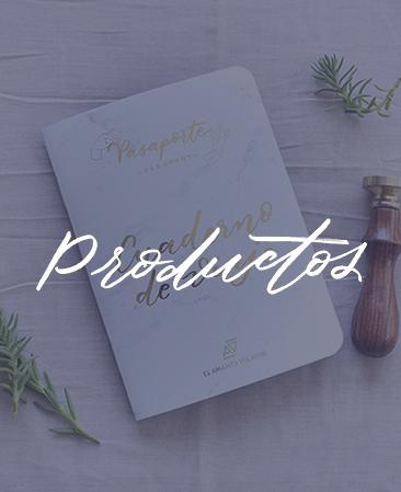 El Amante Volador - Productos con diseño y escritura. Cuaderno de viaje, pasaporte, linbreta notas, lunas de miel, viajero.